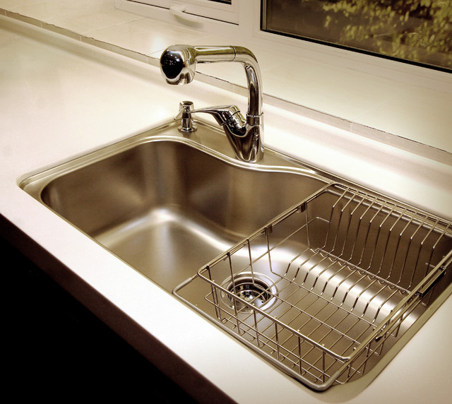 Modern Dish Racks And Built In Cabinet Dish Dryers Design: Kansas City Kitchen Cabinet Customer