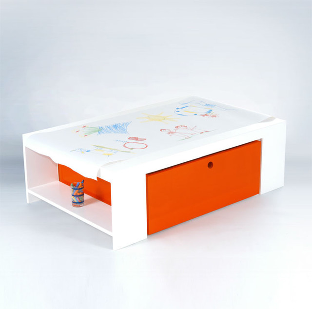 ducduc - parker Playtable - Paper Roll modern-kids-tables-and-chairs