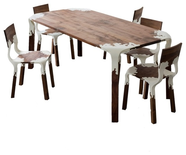 plastic nature table contemporary dining tables