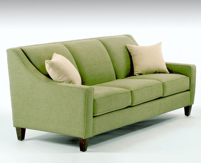 Eclectic Sofa : City Sofa - Eclectic - Sofas - other metro - by Designing Solutions
