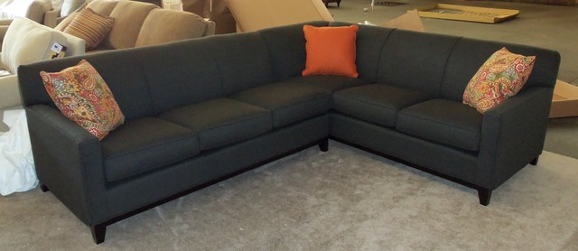 ... rowe martin sofa rowe martin sofa loveseat sectional · «« : rowe martin sectional - Sectionals, Sofas & Couches