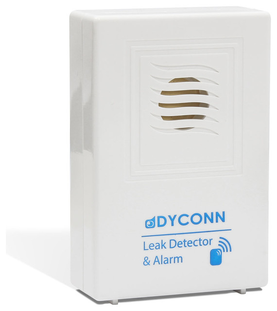 dyconn faucet water detector alarm basement undersink washer