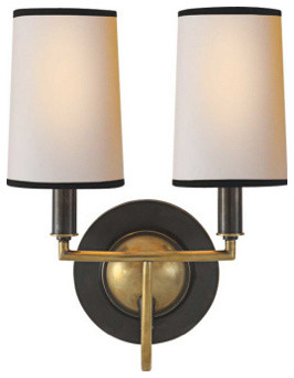 modern wall sconces by Elte