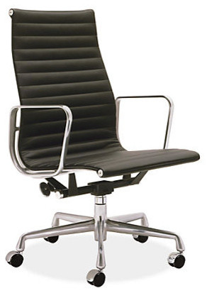 Eames Aluminum Executive Chair office-chairs