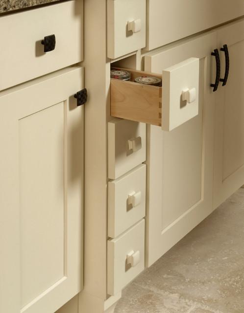 Spice Drawers Base Cabinet | CliqStudios.com - Contemporary ...