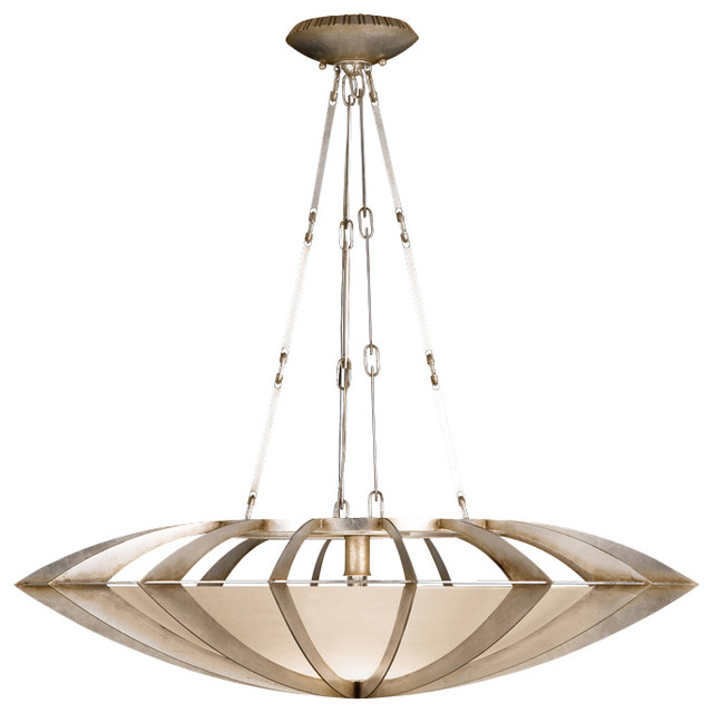 Staccato Silver Pendant, 787040ST traditional-pendant-lighting