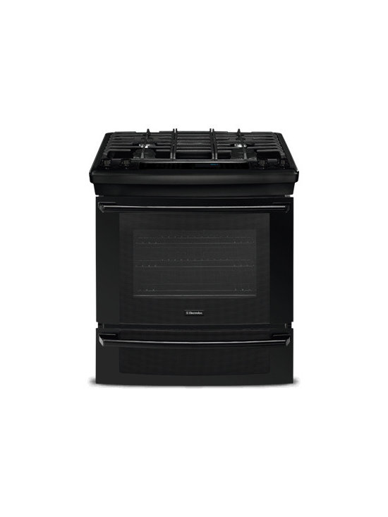 """30"""" Natural Gas Built-In Range with IQ-Touch Controls by Electrolux - PerfectConvect³®"""