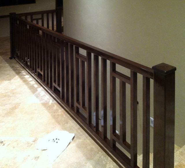 Full Interior Iron Railing Systems Salt Lake City By Titan Stairs Utah