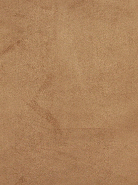 C055 Camel Brown Microsuede Fabric By The Yard -