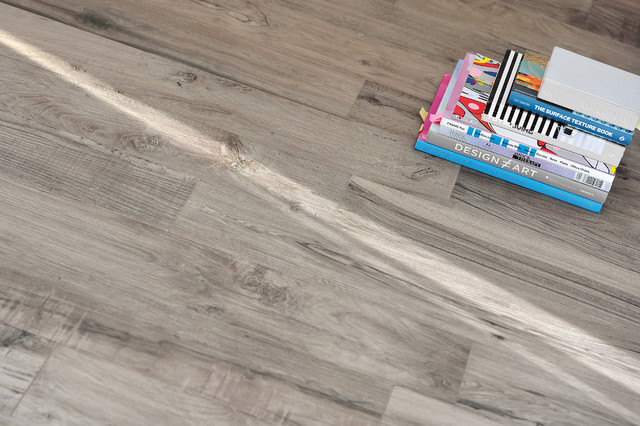Wood Replica Porcelain Tile contemporary-wall-and-floor-tile