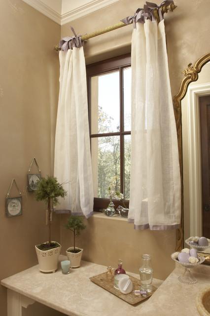 Atlanta Christmas Show House - Girls Bedroom & Bath traditional-bathroom
