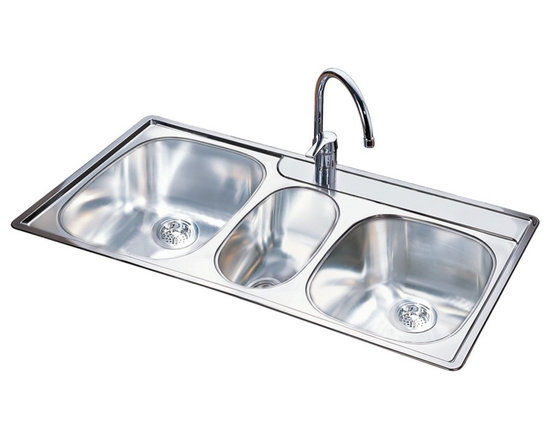 ... sinks are easy to install and come in a variety of sizes. Our sinks