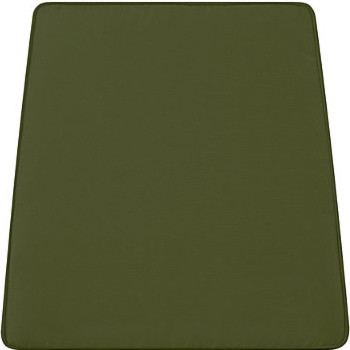 Patio Seat Cushion 19-1/2x19-1/2x2 - Fern Green contemporary outdoor pillows