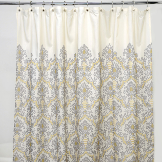 Polyester Shower Curtains Products on Houzz