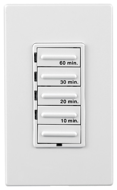 Bath Products Leviton Decora Electronic Countdown Timer