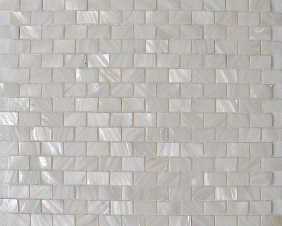 shell tile mosaic wall tile subway tile kitchen backsplash mother of pearl tiles - Brand Name:  FIFYH
