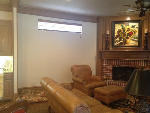 Need help decorating the wall in my open concept family for Need help decorating my apartment