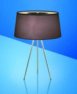 Tripod table lamp Stock item modern table lamps