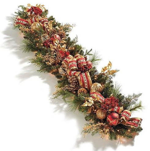 christmas decoration garland