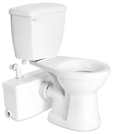 saniflo 002 003 005 two piece round bowl toilet with