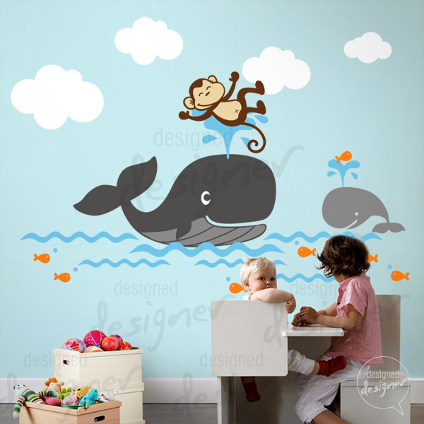 kids wall decoration - Modern - Kids Decor - other metro - by nouwall