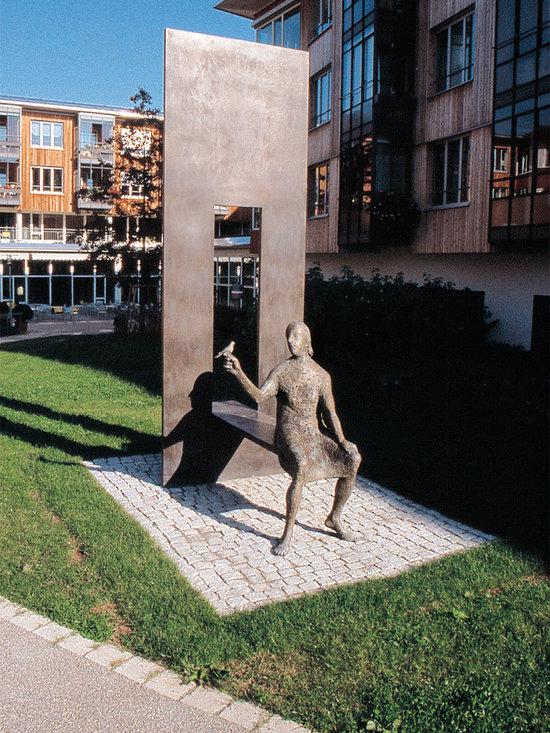 Bronze Statues -