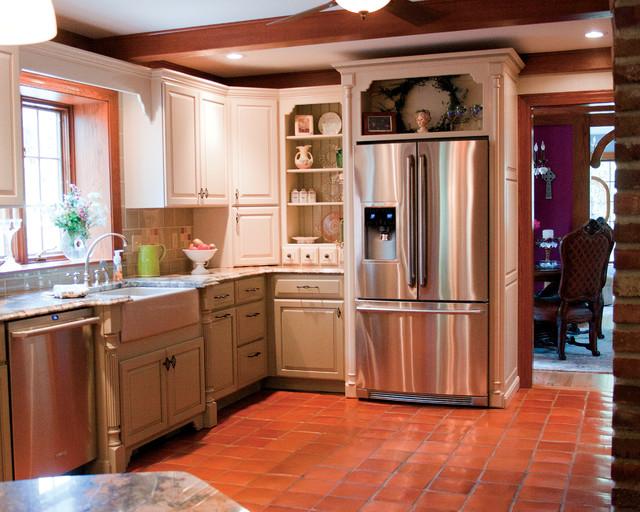 O'Neal Kitchen traditional-kitchen