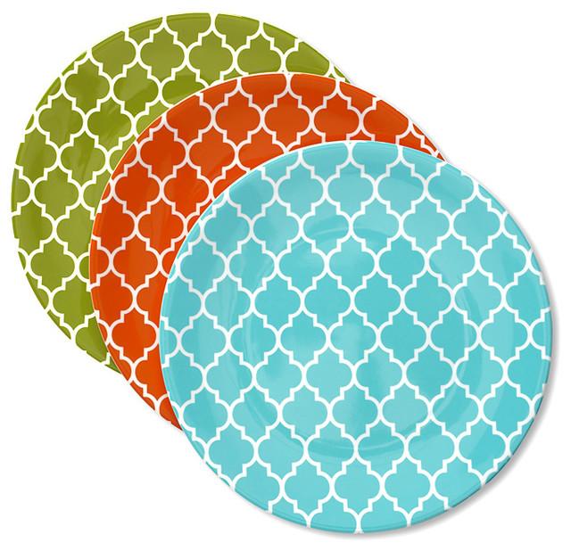 Melamine Dinnerware : All Products / Kitchen / Tabletop / Dinnerware / Plates