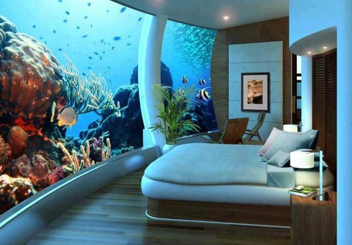 8 Cool Home Aquariums That Are Completely Helping Us De