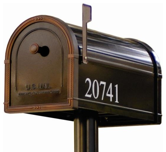 The Avalon traditional-mailboxes