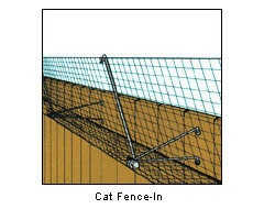 Image detail for -Cat Fence-In