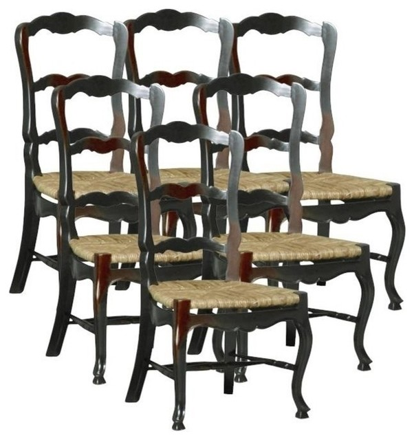 6 New French Country Dining Chairs farmhouse-dining-chairs