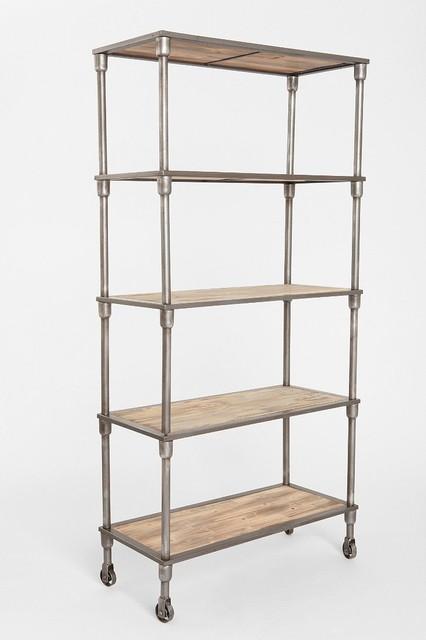 Heritage Bookshelf industrial-bookcases