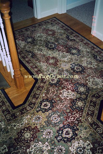 Natco Home Premiere Panel Multi carpet-tiles