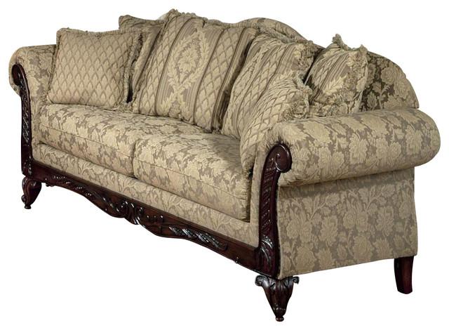 Chelsea Home Serta Kelsey Sofa In Clarissa Carmel