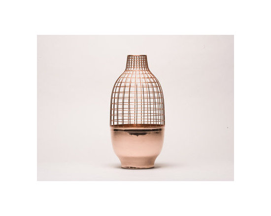 Gaia & Gino 'Grid' Vase Collection by Jaime Hayon -