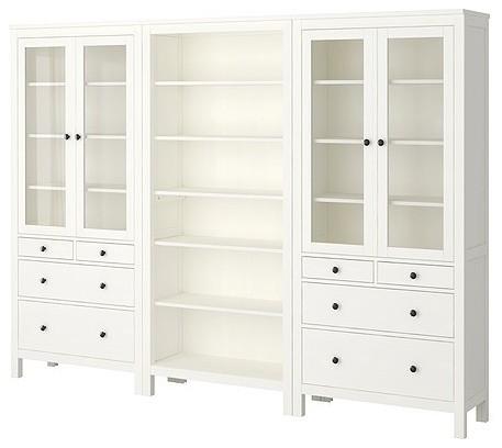 HEMNES Storage combination - Scandinavian - Storage ...