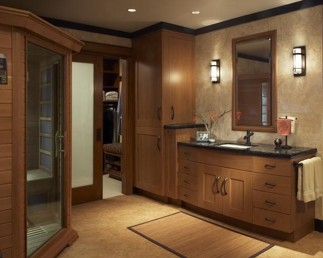 Bathrooms rustic