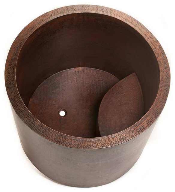Premier Copper Products 45 Quot Japanese Style Soaking Hand