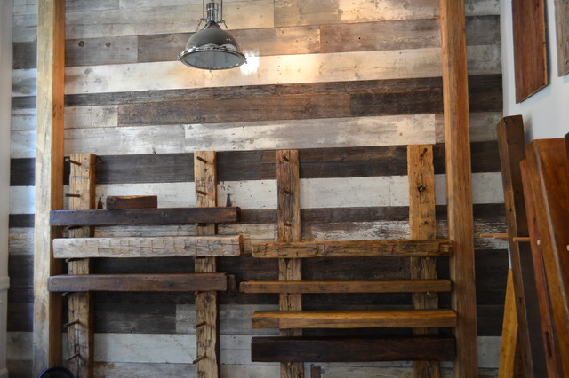 Reclaimed Barn Board - traditional - accessories and decor ...