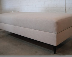 OTTOMAN STYLES - ANY SIZE ANY FABRIC transitional-ottomans-and-cubes