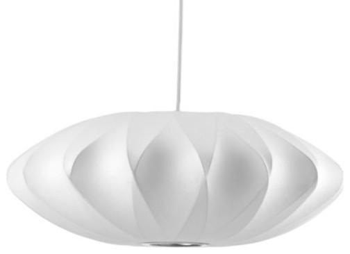 Saucer Criss Cross Bubble Pendant contemporary-pendant-lighting