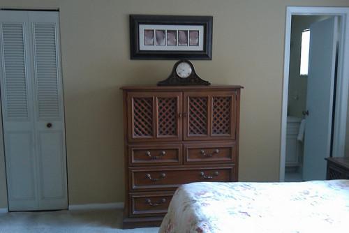 CLIENT BEDROOM RENOVATION - MIAMI, FL traditional-bedroom