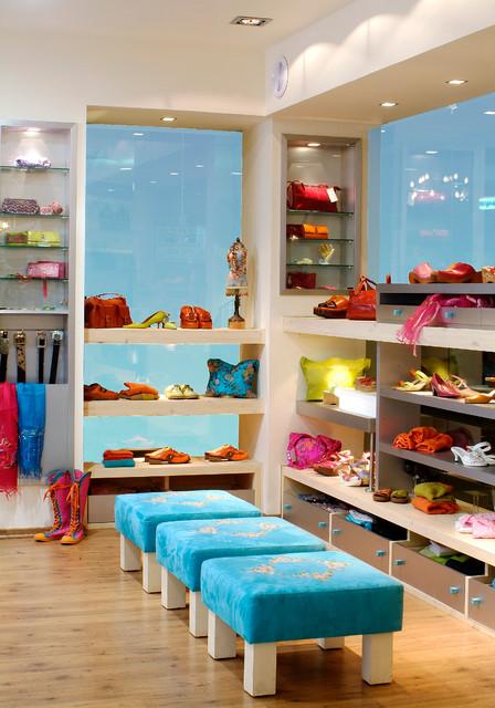 boutique in tel aviv eclectic-furniture