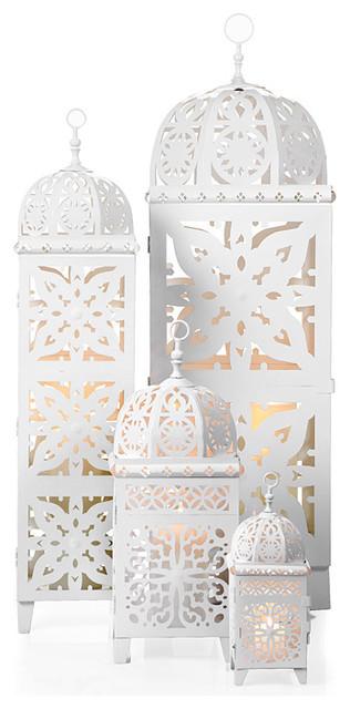 Casablanca Lanterns mediterranean-candleholders