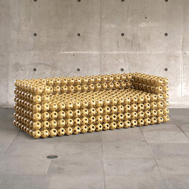 Bubble Sofa eclectic sofas