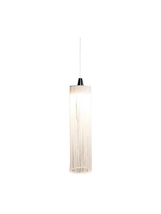 Fambuena - Swing One Pendant Light   Fambuena - Design by Nicola Nerboni, 2008.