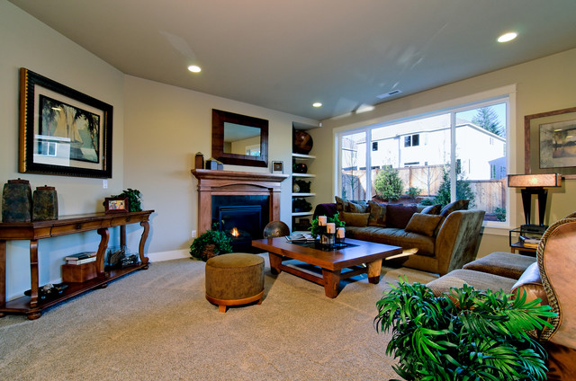 Laurel Hill Lot 11 traditional-family-room