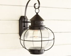 Charleston 1-Light Outdoor Lantern traditional-outdoor-lighting