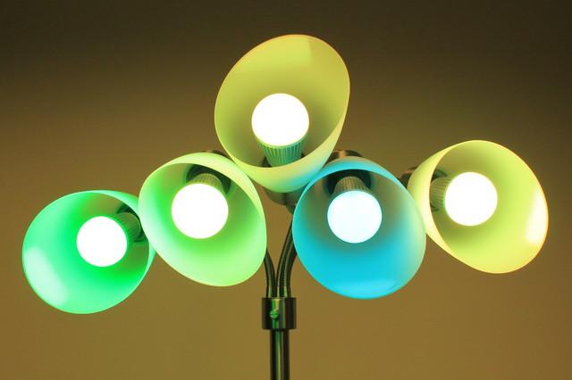 LinkUp Wifi LED Light Bulbs & Controllers modern-led-bulbs